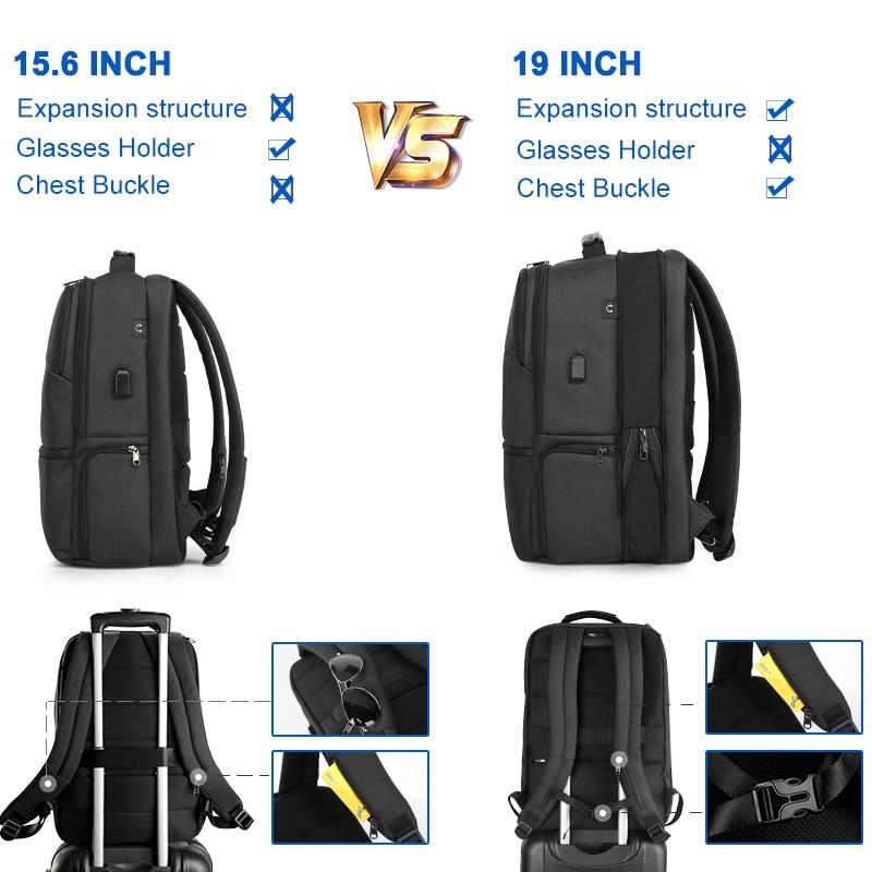 Tigernu Men Expandable Backpack