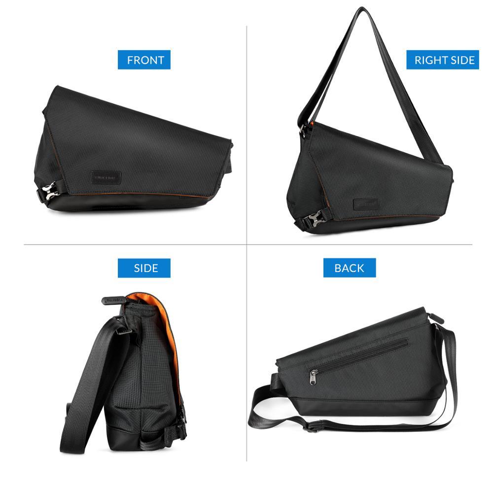 Tigernu Men Korean Style Sling Crossbody Bag