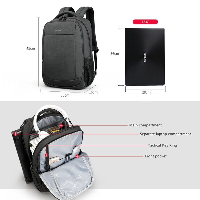 Tigernu Unisex Laptop Bags