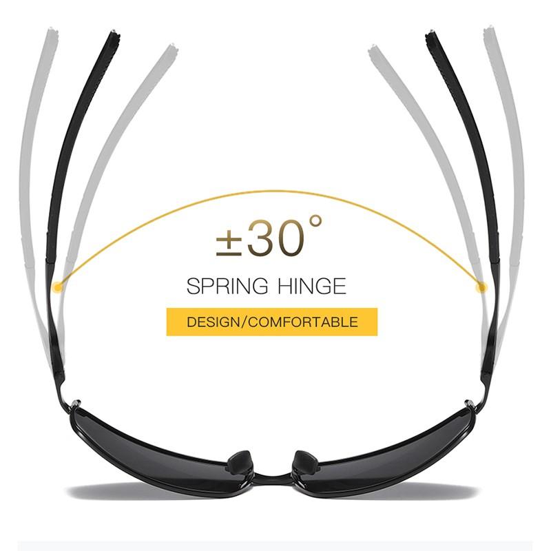 Aoron Men Polarized Outdoor Sunglasses