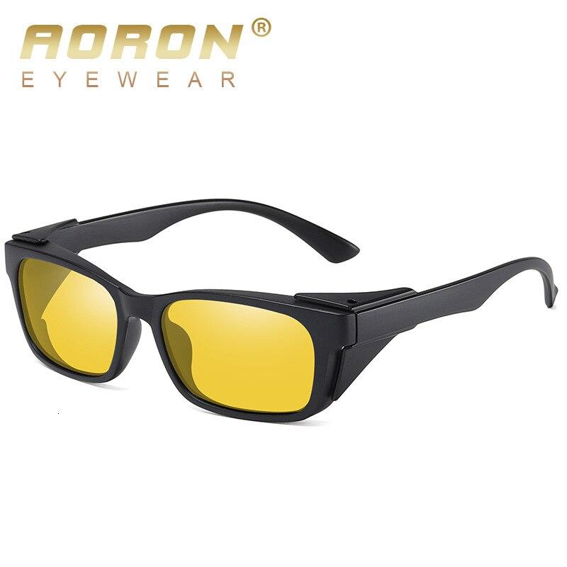 Aoron Men Polarized Transfer Anti-Glare Sunglasses