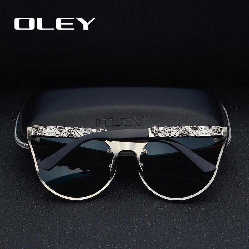 OLEY Women Gothic Sunglasses