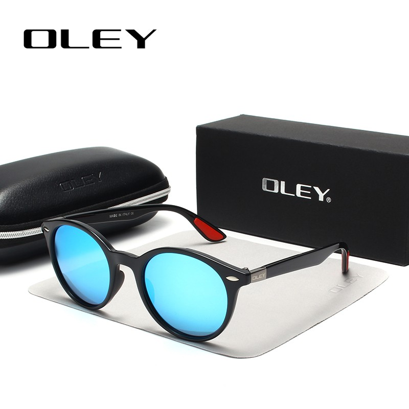 OLEY Unisex Classic Polarized Driving Sunglasses