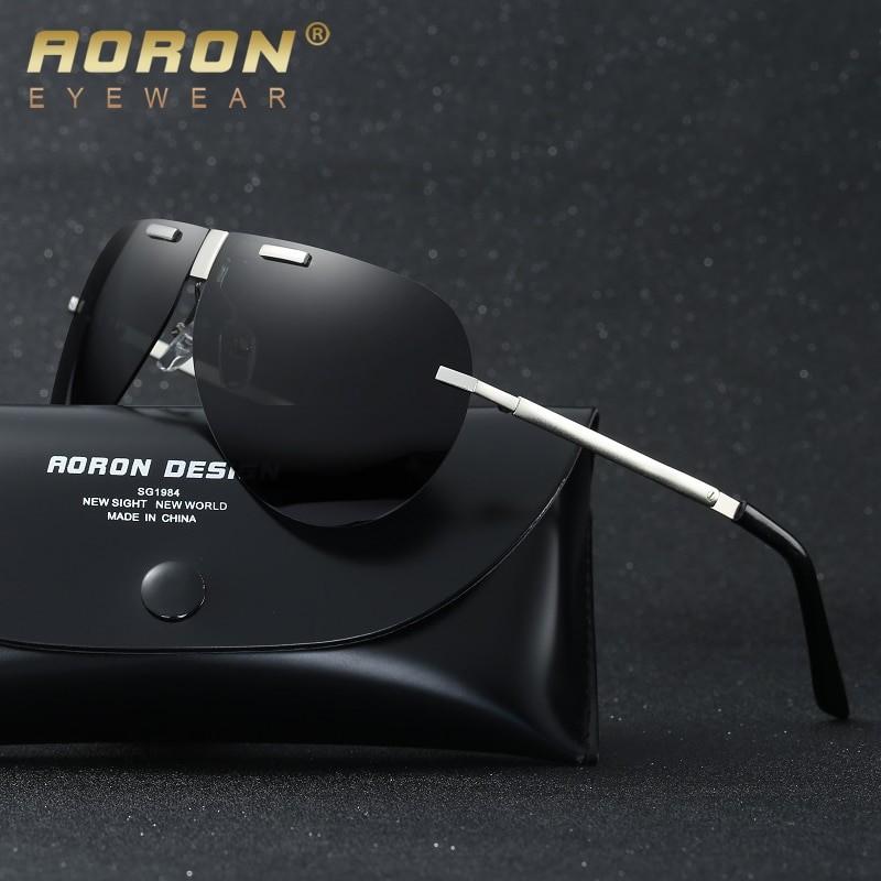 Aoron Unisex Folding Polarized Sunglasses