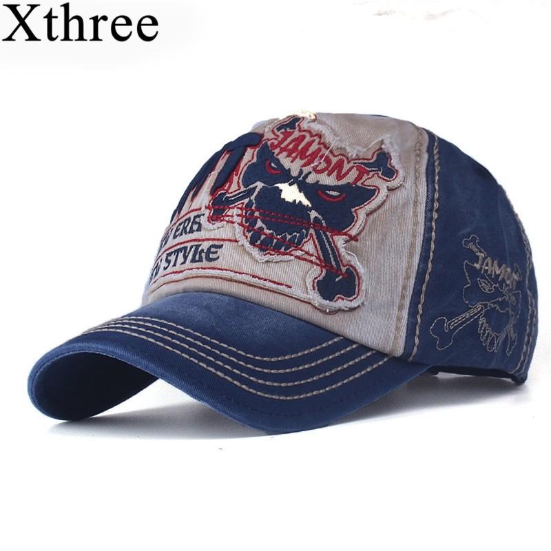 Xthree Unisex Leisure Baseball Cap