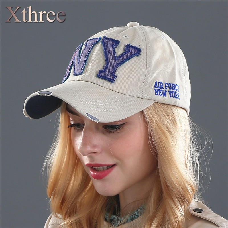 Xthree Unisex Cotton Baseball Cap