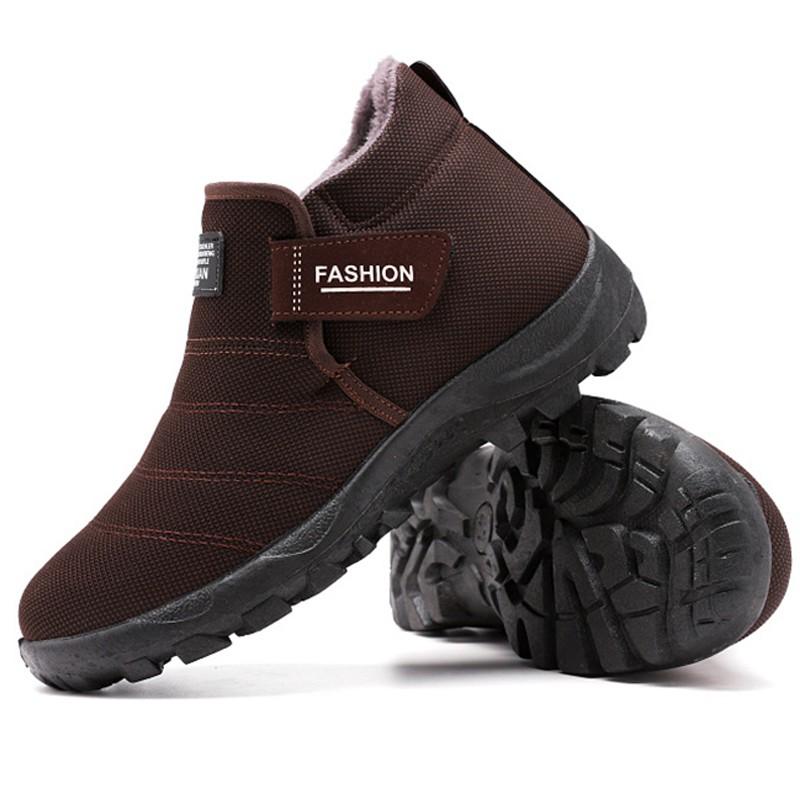 Men Comfortable Winter Shoes
