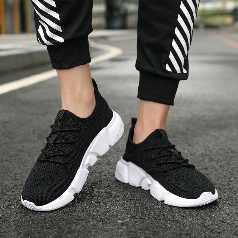Men Breathable Mesh Sneakers