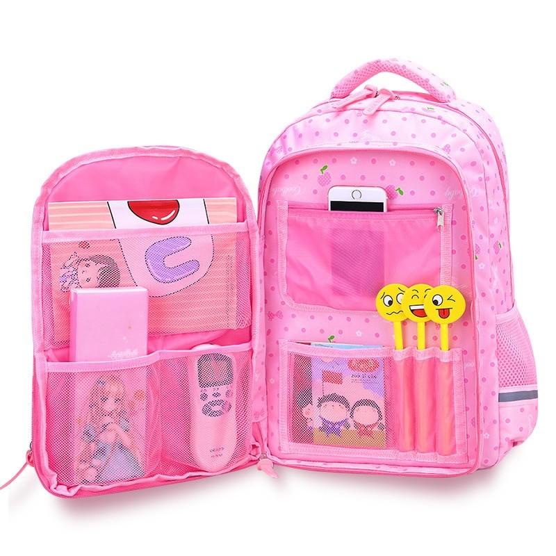 Girls Waterproof School Bag