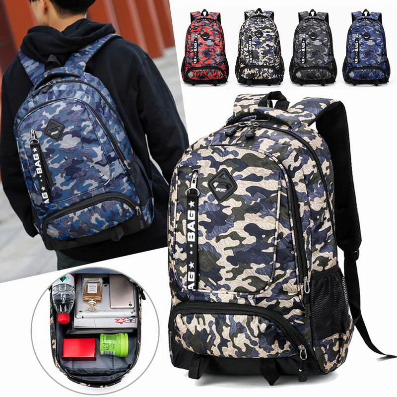 Wenyujh Kids Waterproof School Bag