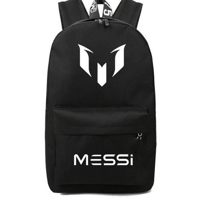 Messi Unisex Teenage School Bag