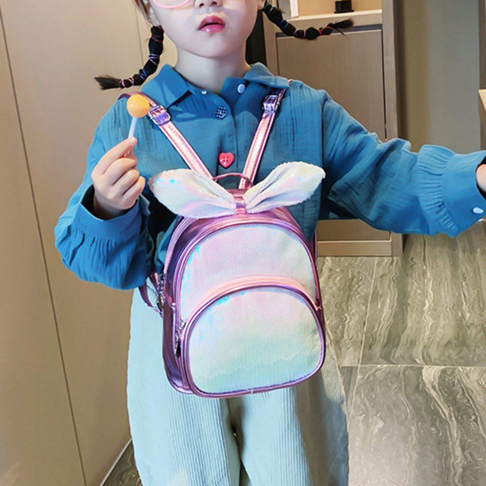 Kids Casual Butterfly School Bag
