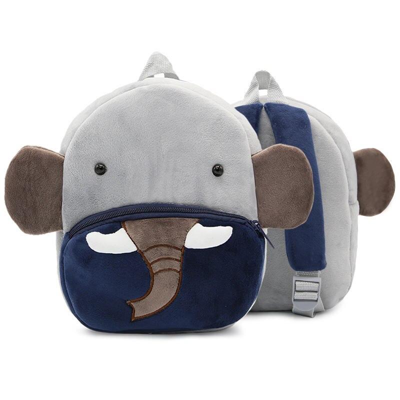 Toddler Kids Animal School Bag