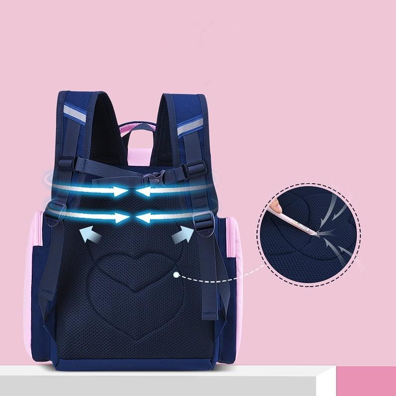 Owl Children's Waterproof School bag