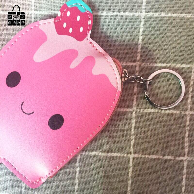 Rose Diary Kids Key Bags