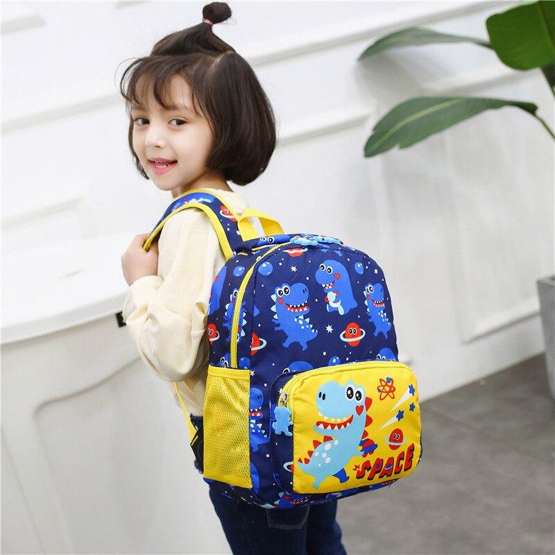 Dinosaur Kids School Bag