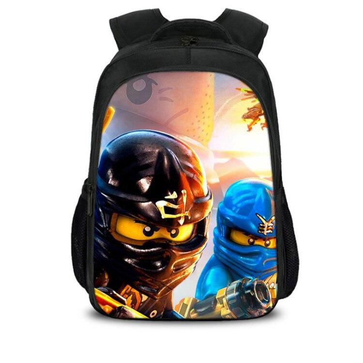 Ninjago Kids School Bag