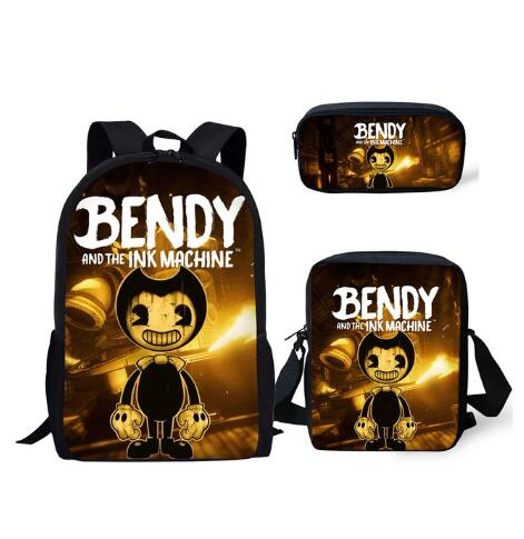 Bendy Kids School Bag