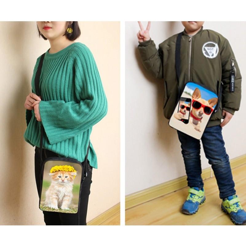 Jackherelook Kids Travel Shoulder Bag