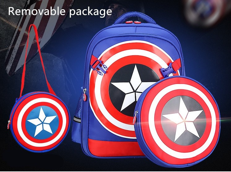 Marvel Kids Primary School Bag