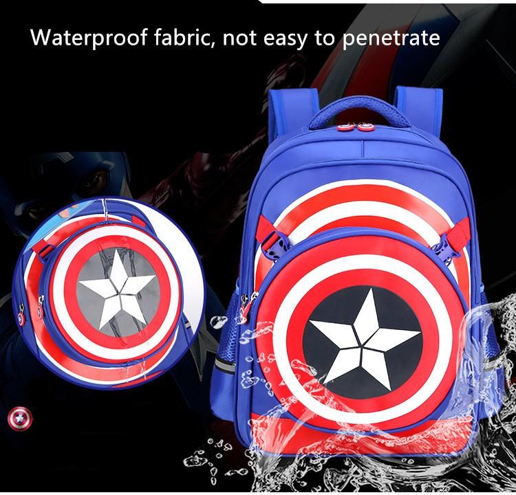 Marvel Kids Primary School Bag