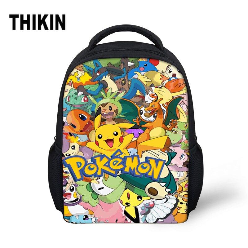 Thikin Kids School Bag
