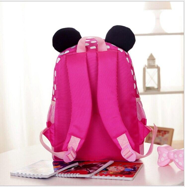 Disney Mickey Kids Waterproof School Bag