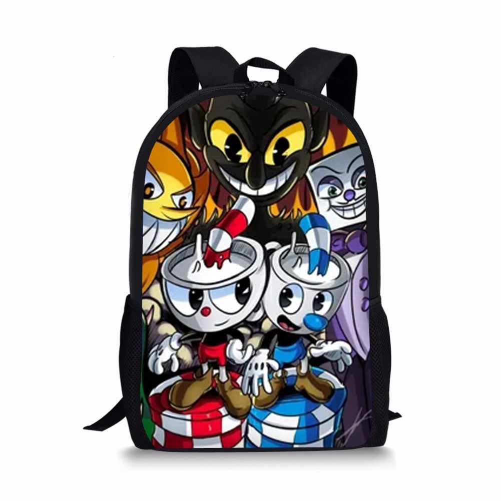 Mugman Kids School Bag