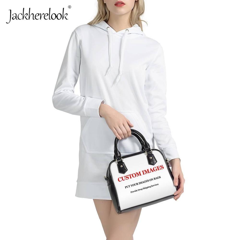 Jackherelook Women Shoulder Bag