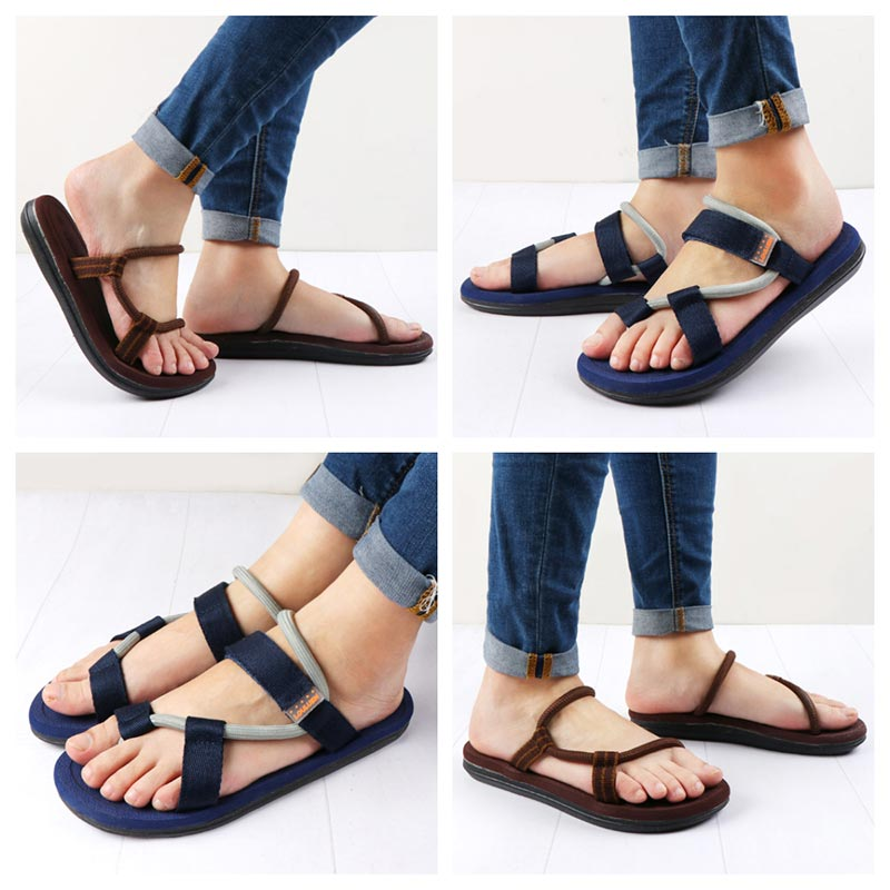 Wenkouban Men Casual Sandals