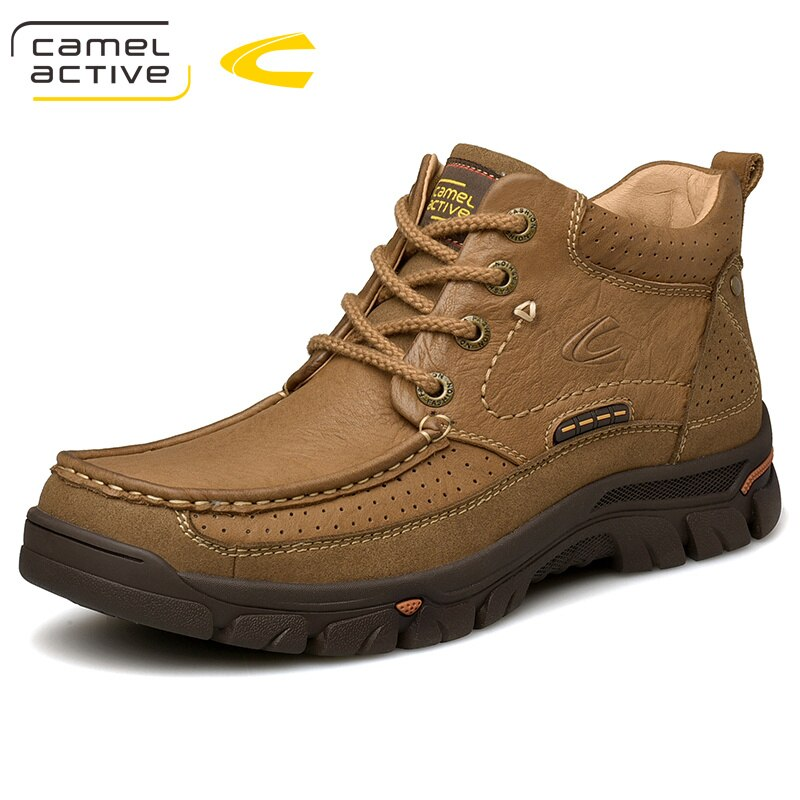 Camel Active Men Casual Martin Shoes