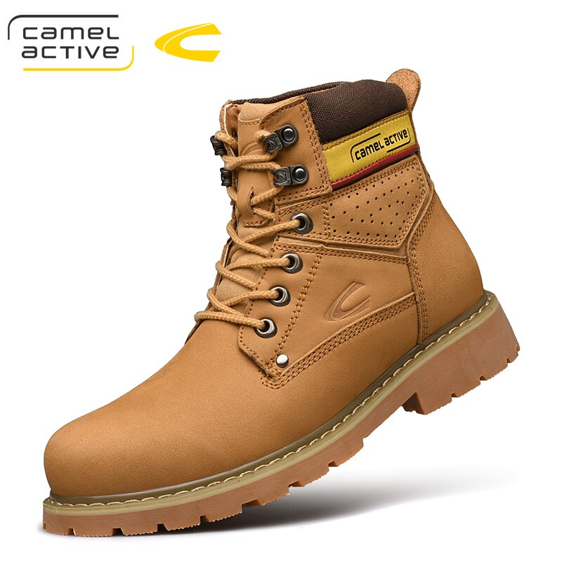 Camel Active Men Martin Boots