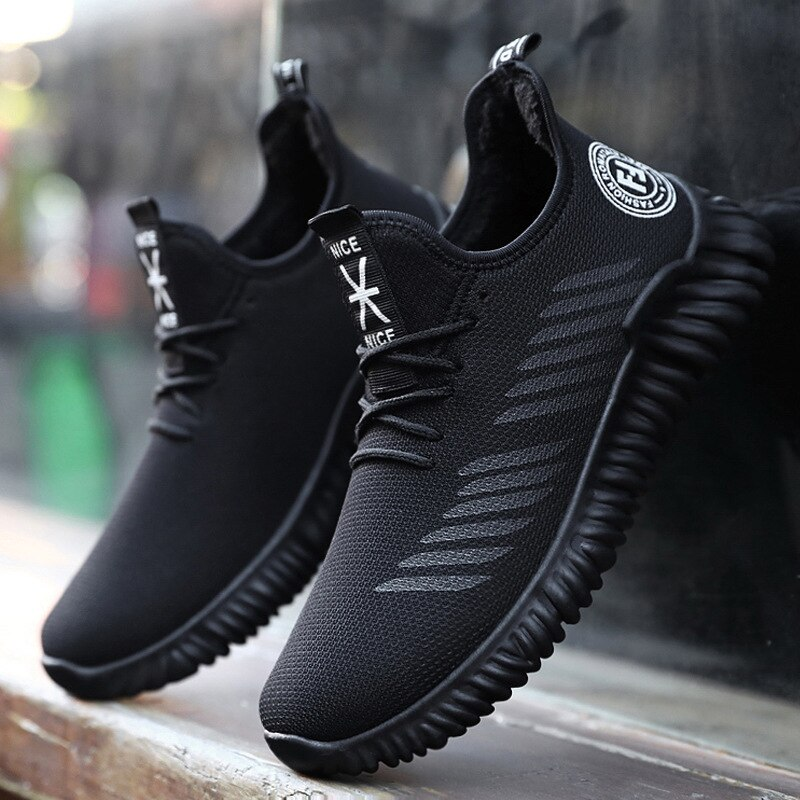 Men Steel Toe Protective Work Shoes