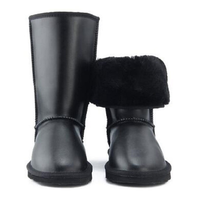 Men Winter Snow Boots