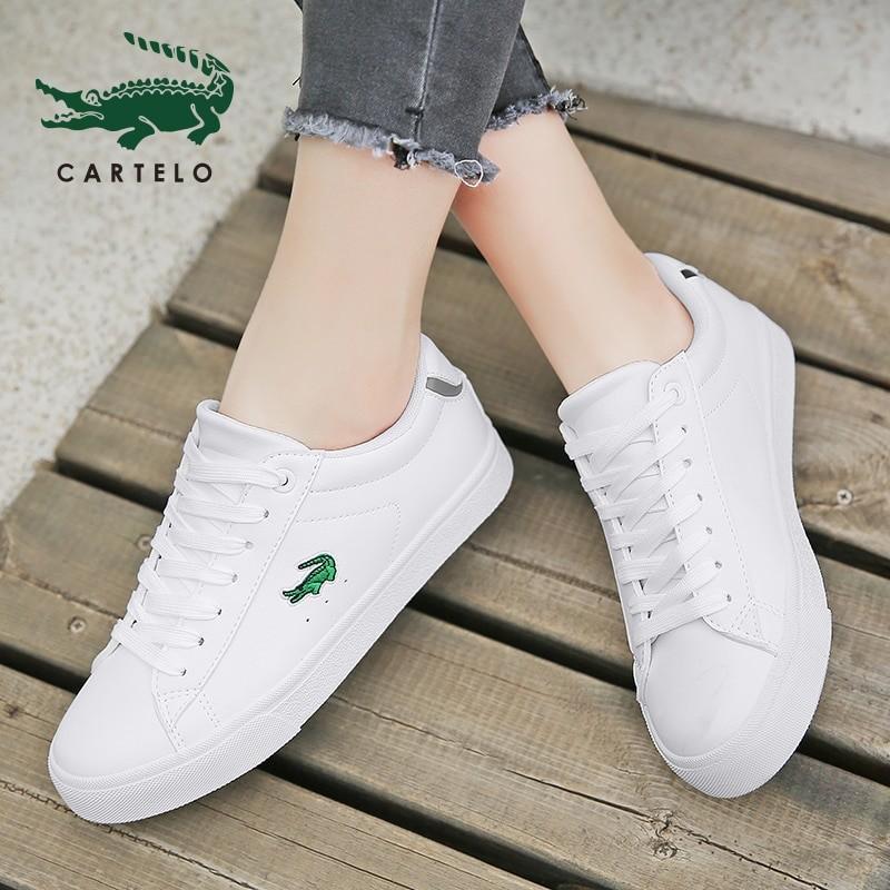 Cartelo Women White Shoes