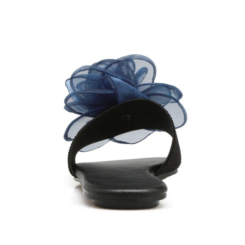 ESVEVA Women Flower Sweet Style Slippers