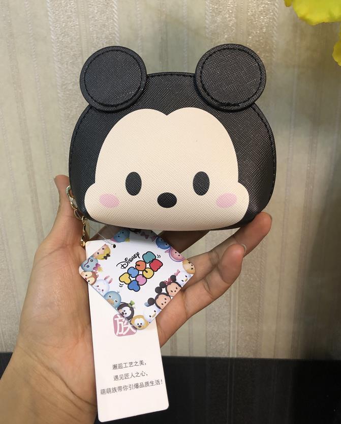 Disney Cartoon Pocket Coin Purse