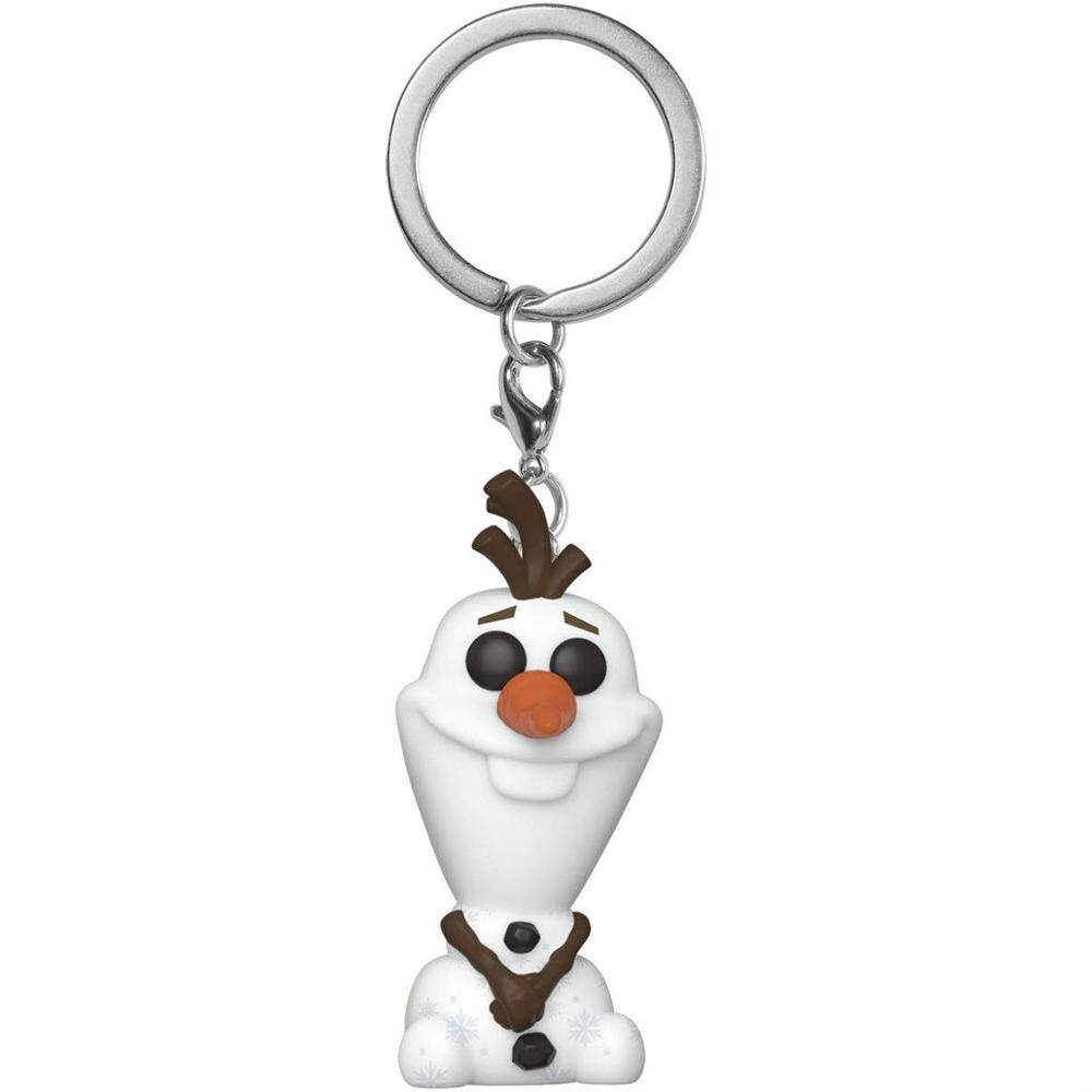 Disney Frozen 2 Cartoon Doll Key chains
