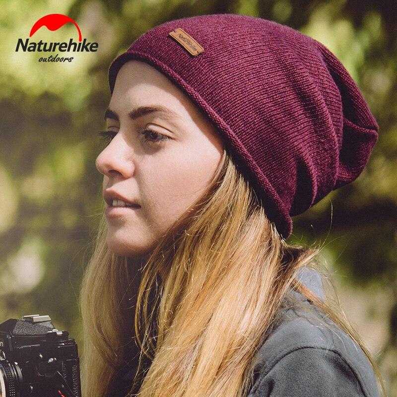 Naturehike Outdoors Unisex Warm Wool Cap