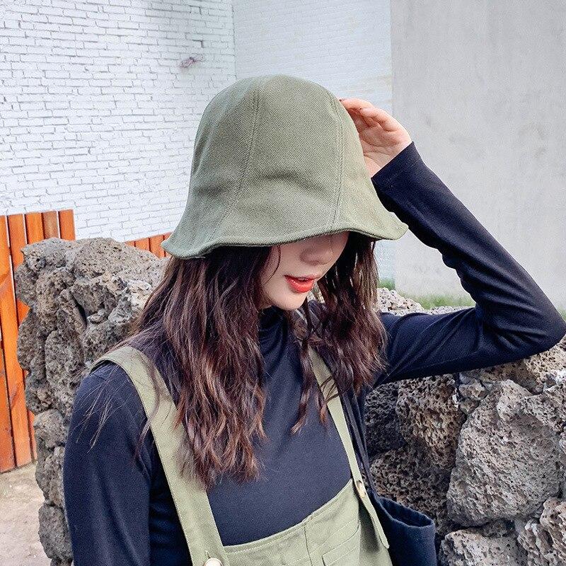 Women cotton sunshade Hat