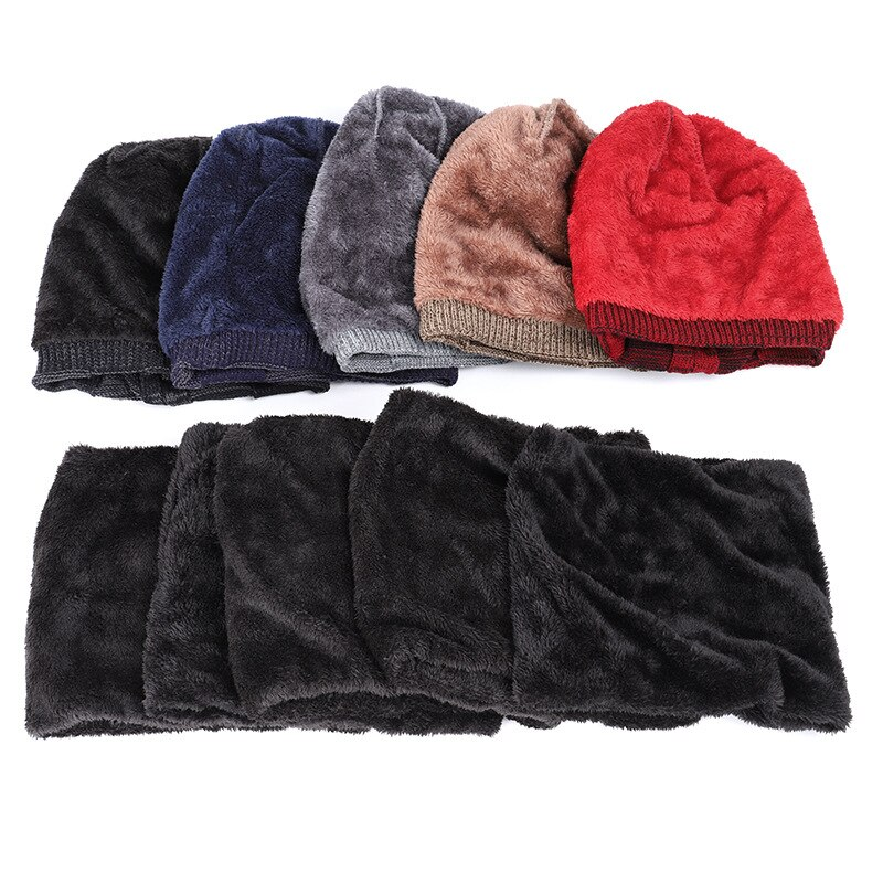 Northwood Unisex Warm Neck Scarf Cap