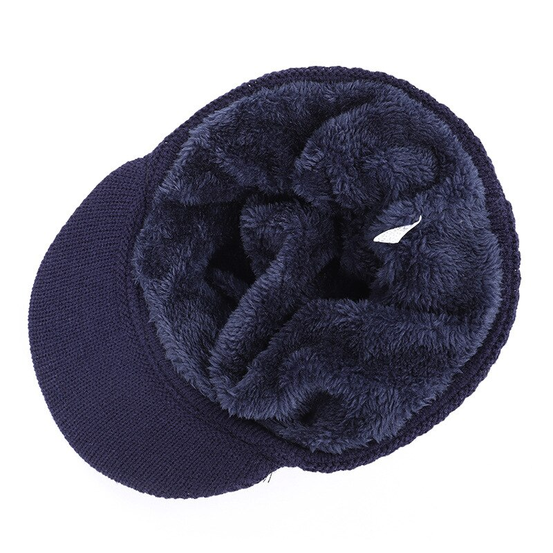 Northwood Unisex  Velvet Neck Scarf Cap