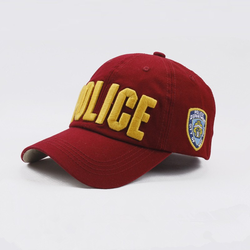 Northwood Unisex Police Cap