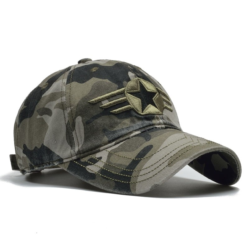 Northwood Men Army Cap