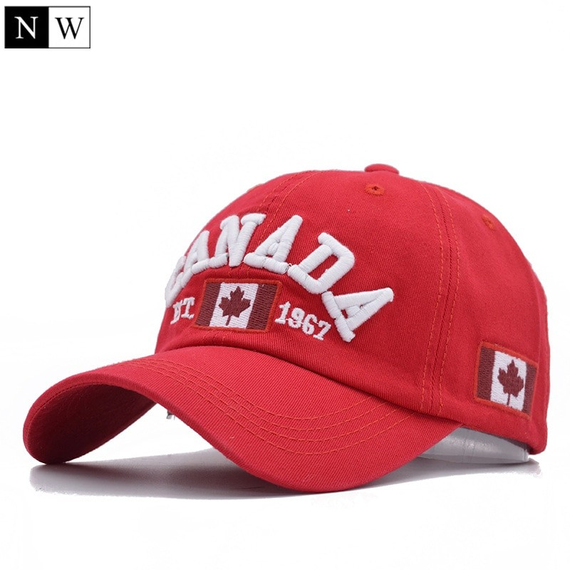 Northwood Men Canada Baseball Cap