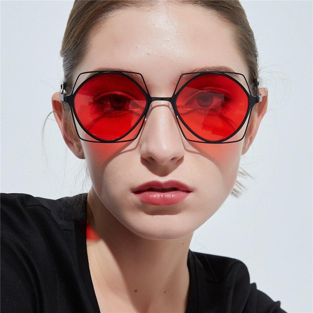 Women Vintage Windproof Sunglasses