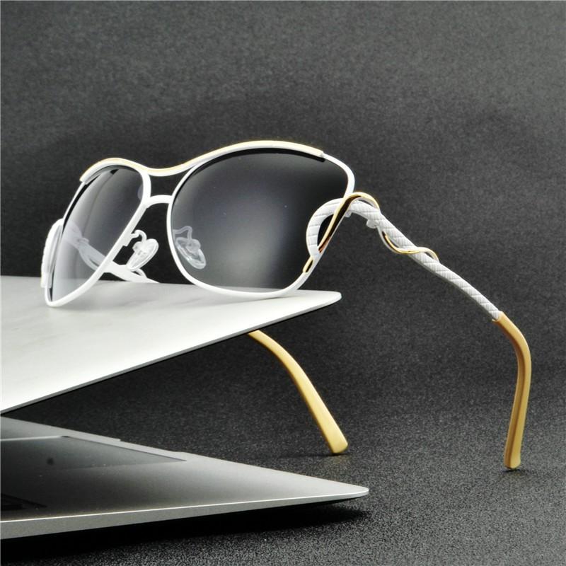 Women Butterfly Polarized Sunglasses