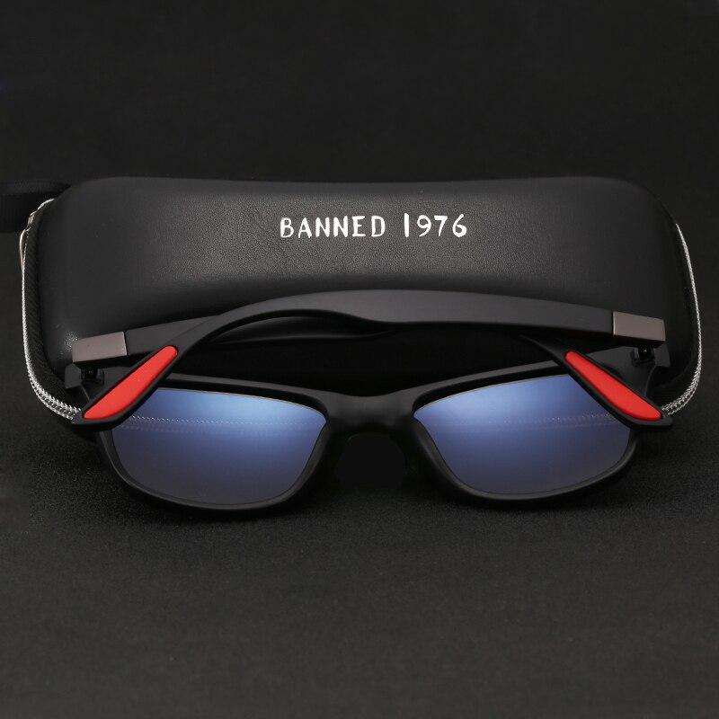 Banned Men Polarized UV400 Sunglasses