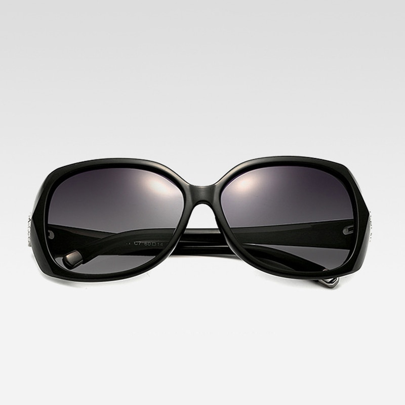 Veithdia Women Polarized Vintage Sunglasses