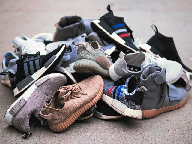 Different shoes for different occasions.